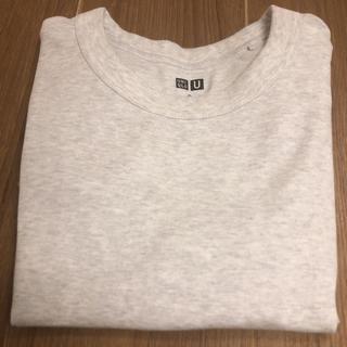 ユニクロ(UNIQLO)のUNIQLOU tシャツ(Tシャツ(半袖/袖なし))