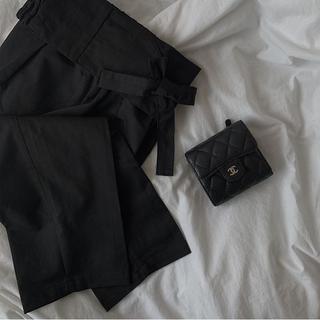 トゥデイフル(TODAYFUL)のRily ♥ basic pants ベーシックパンツ(クロップドパンツ)