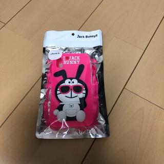 パーリーゲイツ(PEARLY GATES)のジャックバニー✖︎ドラえもん iPhone X ピンク(iPhoneケース)