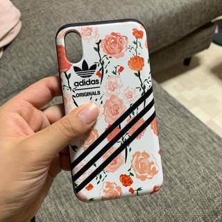 アディダス(adidas)のiPhone XS ケース(iPhoneケース)