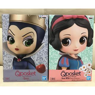 Disney - ディズニー Qposket 白雪姫