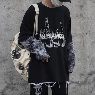 ステューシー(STUSSY)のTシャツ 長袖 (Tシャツ/カットソー(七分/長袖))