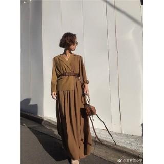 Ameri VINTAGE - 大人気❤️ AMERI VINTAGE TRINITY JKT DRESS