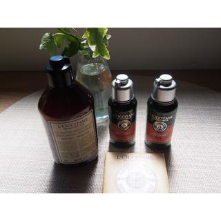 ロクシタン(L'OCCITANE)のロクシタンのバスソープセット美品(ボディソープ / 石鹸)