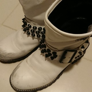 アウラアイラ(AULA AILA)のショートブーツ(ブーツ)