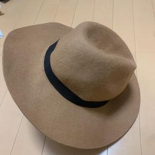 イング(INGNI)の中折 ハット 帽子(ハット)