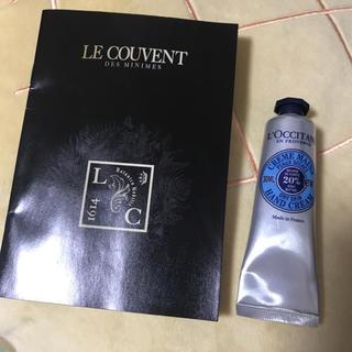 ロクシタン(L'OCCITANE)のクヴォン・デ・ミニム  シア ハンドクリーム(ハンドクリーム)