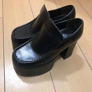 EMODA - エモダ 厚底 ブーツ ローファー ブーティ