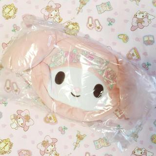 リズリサ(LIZ LISA)のマイメロ♡リズメロ♡ポーチ♡新品タグ付き(ポーチ)