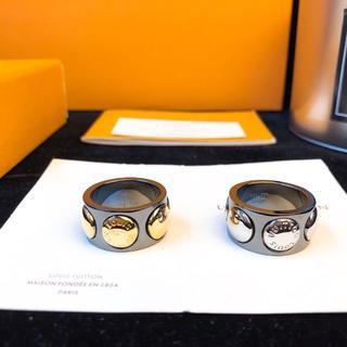 ルイヴィトン(LOUIS VUITTON)のLOUIS VUITTON ルイヴィトン オシャレ リング 指輪(リング(指輪))
