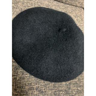 アースミュージックアンドエコロジー(earth music & ecology)の美品 ベレー帽(ハンチング/ベレー帽)