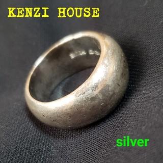 KENZI HOUSE シルバーリング(リング(指輪))