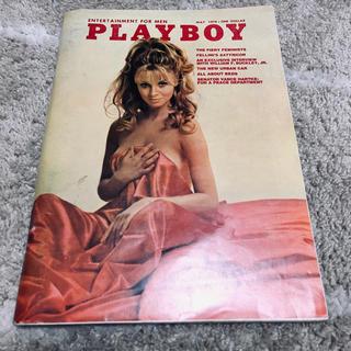 プレイボーイ(PLAYBOY)のPLAYBOY 1970年5月号 ビンテージ本 インテリア ディスプレイ(アート/エンタメ/ホビー)