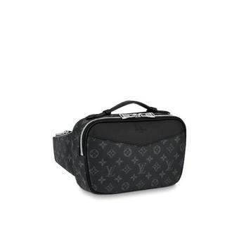 LOUIS VUITTON - 美品 Louis Vuitton エクリプス バムバッグ ボディーバッグ