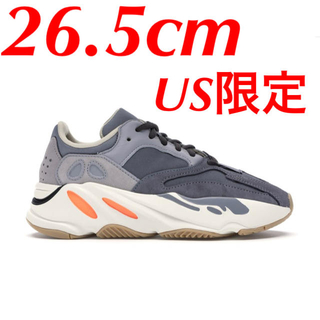 adidas - 26.5 YEEZY BOOST 700 MAGNET