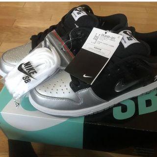 Supreme - Supreme Nike SB Dunk Low 27cm Black