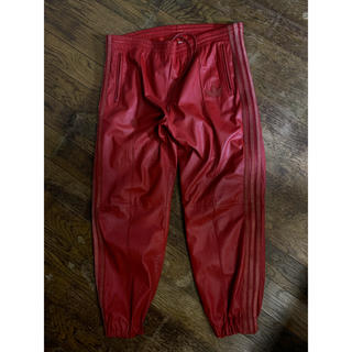 adidas - 【超激レア】RUNDMC x adidas all leather pants