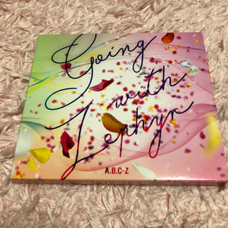 A.B.C.-Z - Going with Zephyr / A.B.C-Z 初回限定盤B