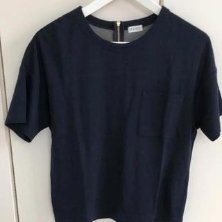 プラステ(PLST)のPLSTトップス(カットソー(半袖/袖なし))