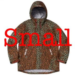Supreme - GORE TEX Taped Seam Jacket 豹S Leopard