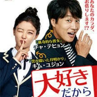 大好きだから 韓国映画 DVD