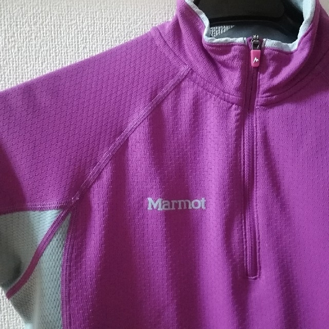 Mammut(マムート)のBlue Dia様専用 マーモット ☆Tシャツ(レディース) スポーツ/アウトドアのアウトドア(登山用品)の商品写真