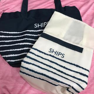 シップス(SHIPS)のships バッグセット(トートバッグ)