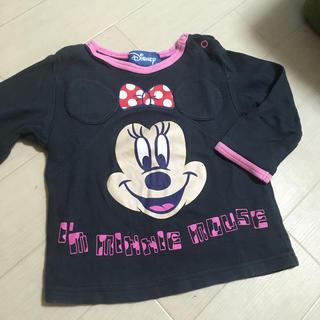 Disney - ディズニー ミニーちゃん長袖♪90 ☆即買いOK‼︎