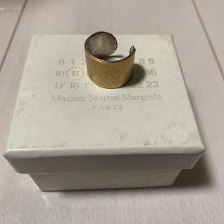 マルタンマルジェラ(Maison Martin Margiela)のMAISON MARGIELA マルジェラ 4連リング(リング(指輪))