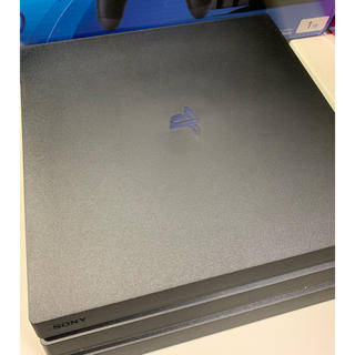 PlayStation4 - PlayStation 4 Pro 1TB (CUH-7200BB01)