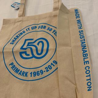 プライマーク(PRIMARK)のプライマーク 50周年記念!限定トートバッグ(トートバッグ)
