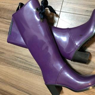 マークジェイコブス(MARC JACOBS)のマークジェイコブス 長靴 37(レインブーツ/長靴)