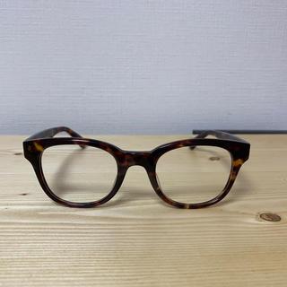 ビューティアンドユースユナイテッドアローズ(BEAUTY&YOUTH UNITED ARROWS)の金子眼鏡×UNITED ARROWSコラボメガネ(サングラス/メガネ)