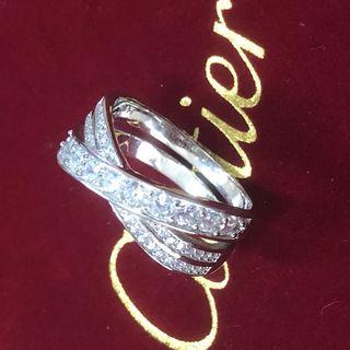 カルティエ(Cartier)の超希少!超人気新品Cartierカルティエリング(指輪)(リング(指輪))