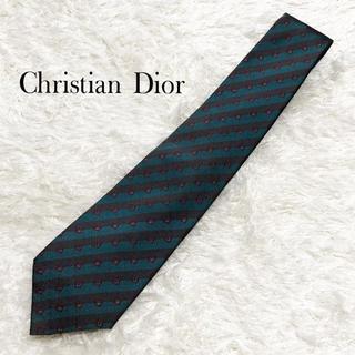 クリスチャンディオール(Christian Dior)のChristian Dior ディオール ネクタイa24結婚式入社入学にオススメ(ネクタイ)