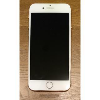 iPhone - iPhone8 64GB docomo ゴールド SIMフリー 新品☆送料無料☆