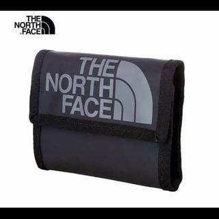 ザノースフェイス(THE NORTH FACE)のノースフェイス ベースキャンプ ウォレット 財布 ブラック 新品 (折り財布)