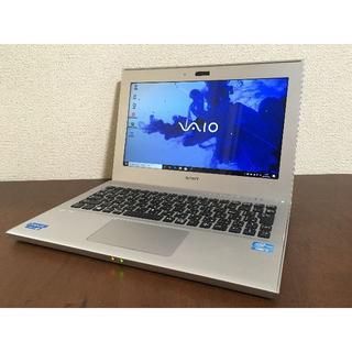 SONY - VAIO SVT111B11N/i5/SSD/HDD/4G/Win10