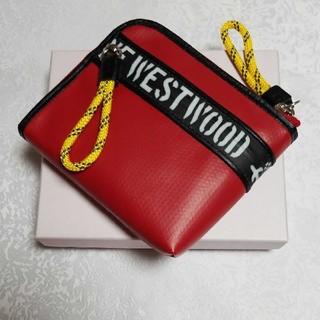 Vivienne Westwood - 新品未使用☆VivienneWestwood L字ファスナー財布