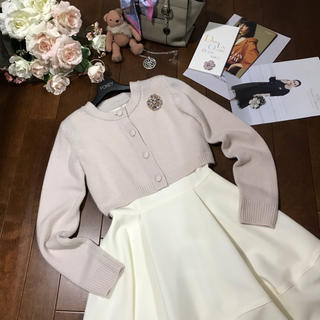 FOXEY - ♡フォクシー♡カーディガンCASHMERE CONPACTベビーピンク38♡