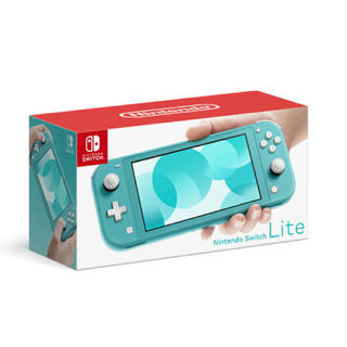 Nintendo Switch - 新品未開封‼️ Nintendo Switch Lite ターコイズ✨