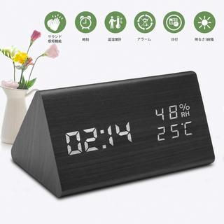 限定1台!!デジタル置き時計 LED カレンダー 283
