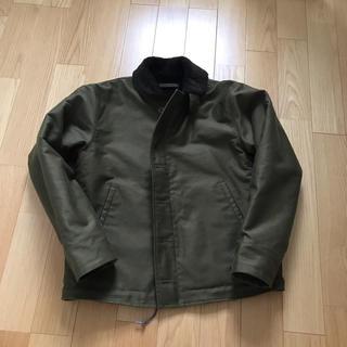 ユニフォームエクスペリメント(uniform experiment)のuniform experiment n-1デッキジャケット (ミリタリージャケット)