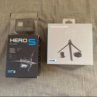 GoPro - Go pro HERO 5 black  三脚セット