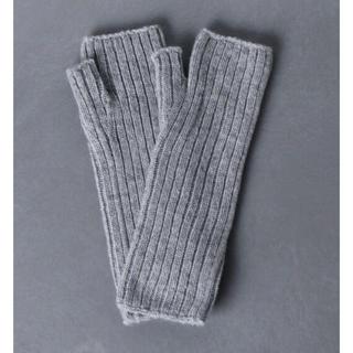 ジョンストンズ(Johnstons)の【今季新品】ジョンストンズ  カシミヤ グローブ(手袋)