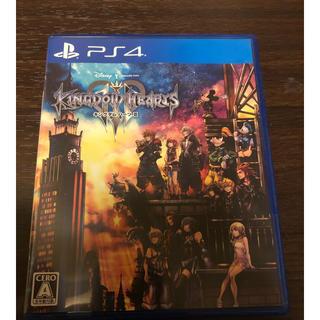プレイステーション4(PlayStation4)のキングダムハーツⅢ(家庭用ゲームソフト)