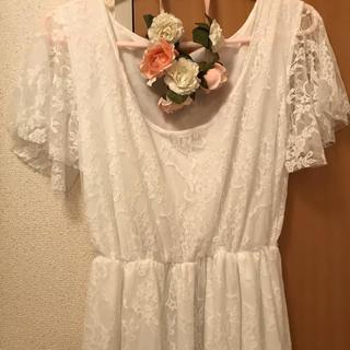 マタニティフォト 衣装 ドレス  ウエディング