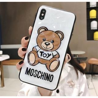 MOSCHINO - iPhoneケース
