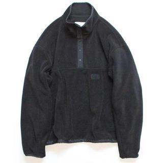 フリース black Sサイズ