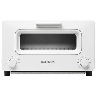 バルミューダ(BALMUDA)のBALMUDA バルミューダ ザ・トースター K01E-WS ホワイト(その他)